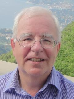 Photograph of Prof. Randal Richards OBE.