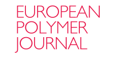 Elsevier: European Polymer Journal logo.