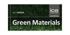 Green Materials focuses on polymers and materials, with an emphasis on reducing the use of hazardous substances in the design, manufacture and application of products.